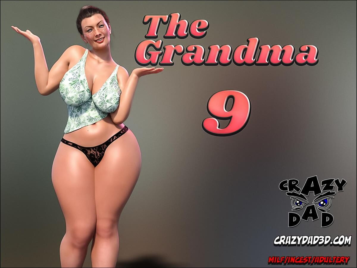 CrazyDad3D- The Grandma 9 page 1